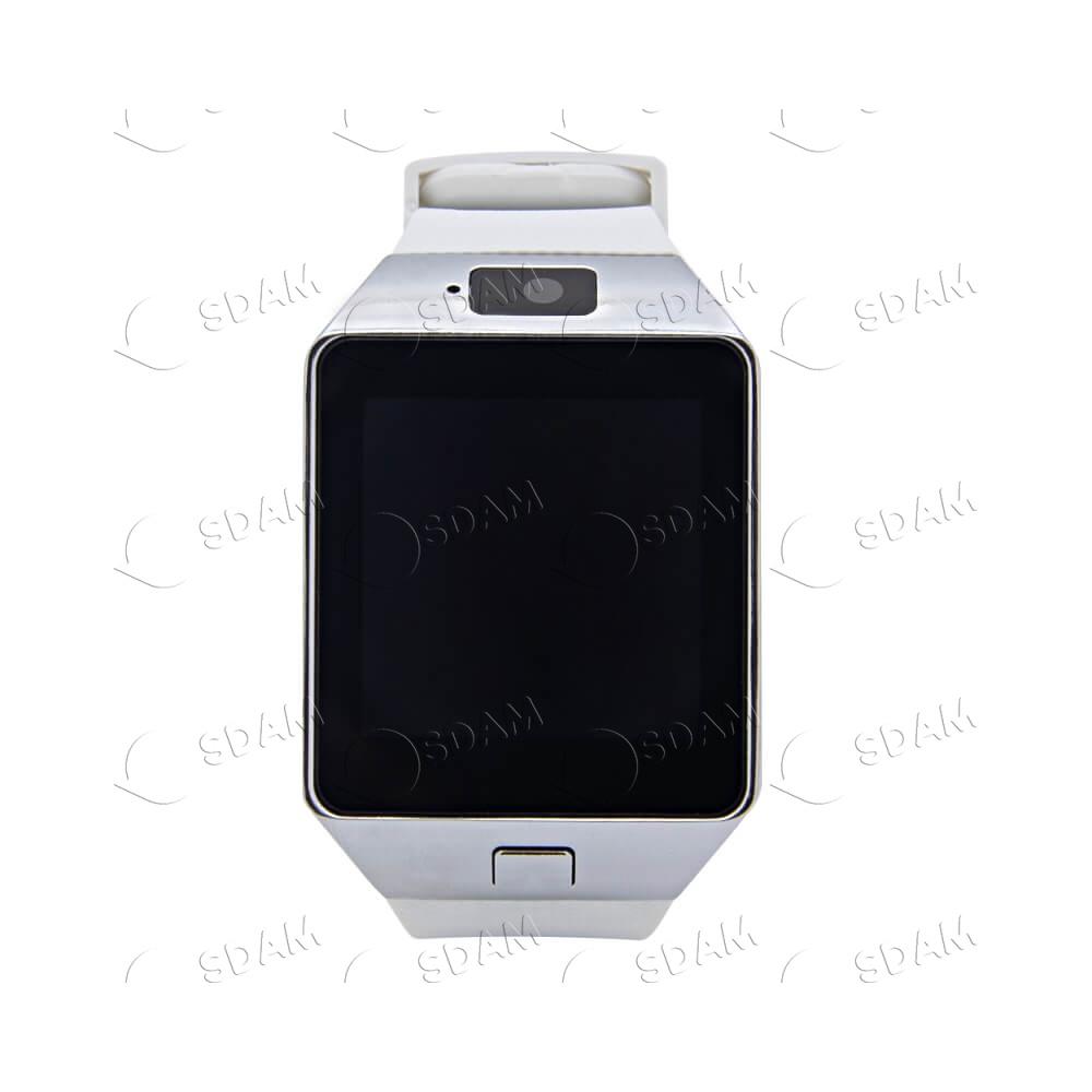 Смарт часы DZ09 (белые)