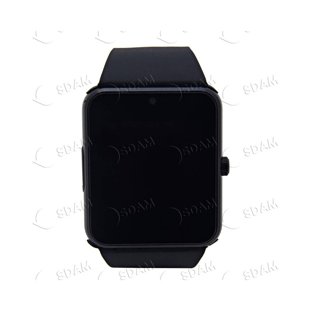 Смарт часы GT08 (черные)