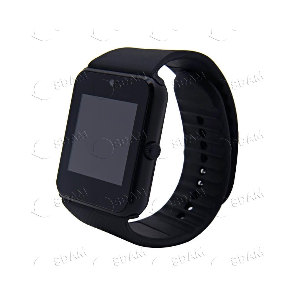 Смарт часы GT08 (черные) - 2
