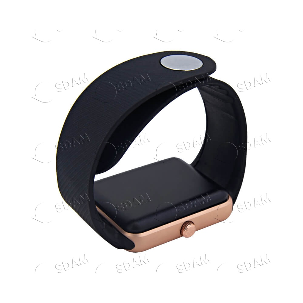 Смарт часы GT08 (золотые) - 4